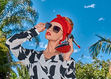 Osse Sunglasses 2020 Campaign
